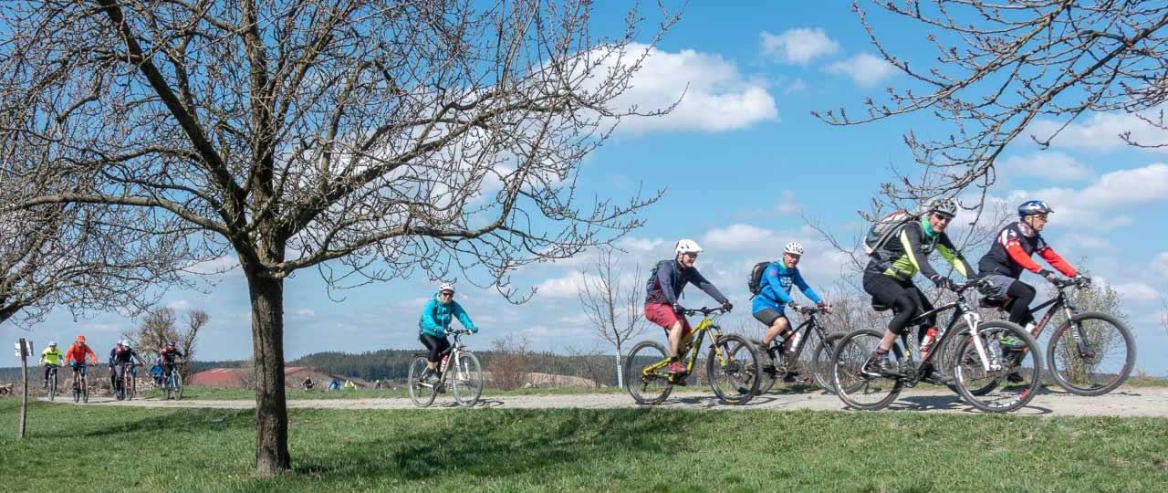 MTB-Anbike-Tour 2019